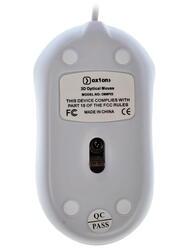 Мышь проводная Oxion OММP03