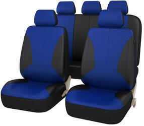 Чехлы на сиденье PSV Imperial синий