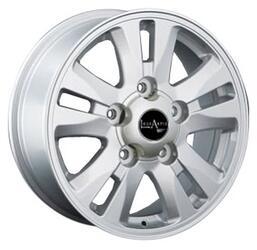 Автомобильный диск Литой LegeArtis TY55 8x17 5/150 ET 60 DIA 110,3 Sil