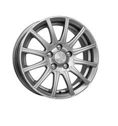 Автомобильный диск Литой K&K Сиеста 6x15 5/114,3 ET 45 DIA 67,1 Блэк платинум