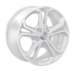 Автомобильный диск литой Replay OPL10 6,5x15 5/105 ET 39 DIA 56,6 White