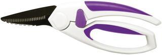 Кухонные ножницы Supra SS-SK09P ivory/violet