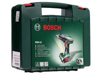 Шуруповерт Bosch PSR 12