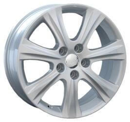 Автомобильный диск Литой Replay TY84 7,5x17 5/114,3 ET 45 DIA 60,1 Sil
