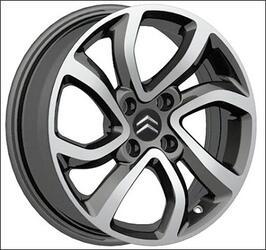Автомобильный диск литой Replay CI37 6,5x16 4/108 ET 23 DIA 65,1 GMF