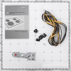 Электрическая варочная поверхность Gorenje ECT 680 KR