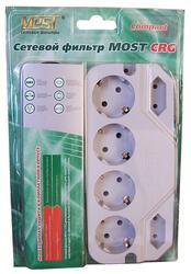Сетевой фильтр MOST СRG 5 м белый