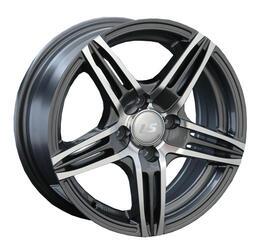 Автомобильный диск Литой LS 189 6,5x15 4/108 ET 27 DIA 65,1 GMF