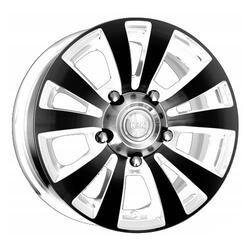 Автомобильный диск литой K&K Фалкон-Нова 6x15 5/139,7 ET 35 DIA 98 Венге