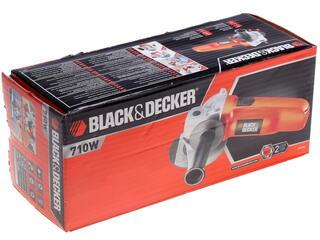 Углошлифовальная машина Black&Decker CD115
