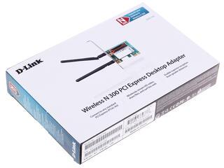 Wi-Fi  адаптер D-Link DWA-548