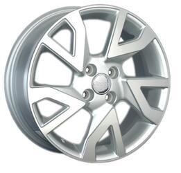 Автомобильный диск литой Replay NS124 6x16 4/100 ET 45 DIA 60,1 SF