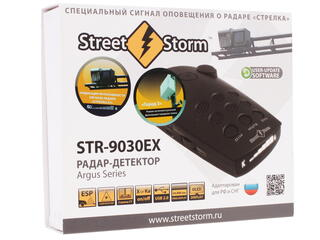 Радар-детектор Street Storm STR-9030EX