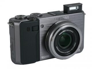Цифровая камера Samsung EX1 Gray