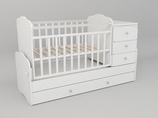 Кроватка-трансформер СКВ-9 930031