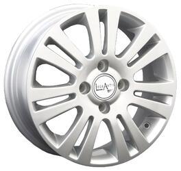 Автомобильный диск Литой LegeArtis GM13 6x15 4/114,3 ET 44 DIA 56,6 Sil
