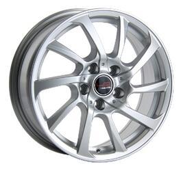 Автомобильный диск Литой LegeArtis Concept-VW504 6,5x16 5/112 ET 33 DIA 57,1 Sil