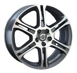 Автомобильный диск литой Replay V18 7,5x17 5/100 ET 45 DIA 56,1 GMF