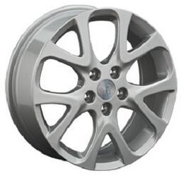 Автомобильный диск литой Replay MZ28 7,5x18 5/114,3 ET 50 DIA 67,1 Sil