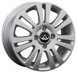 Автомобильный диск Литой LegeArtis TG6 6x15 4/114,3 ET 44 DIA 56,6 Sil