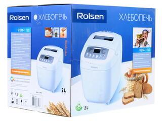 Хлебопечь Rolsen RBM-1160 белый