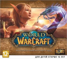 Игра для ПК World of Warcraft: Gold 30 дней