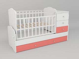 Кроватка-трансформер СКВ-9 930034-1