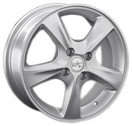 Автомобильный диск Литой LegeArtis HND63 6x15 4/100 ET 48 DIA 54,1 Sil