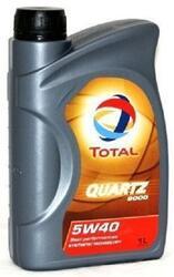 Моторное масло TOTAL QUARTZ 9000 5W40 166243