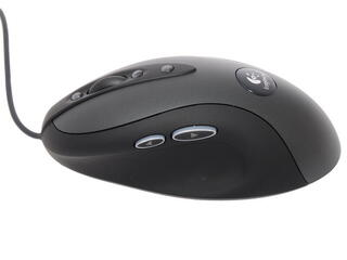 Мышь проводная Logitech Gaming Mouse G400