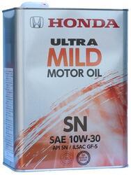 Моторное масло Honda (Orig.Japan) Ultra Mild 10W30 08219-99974