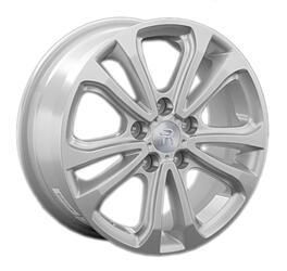 Автомобильный диск литой Replay PG27 6,5x16 5/114,3 ET 38 DIA 67,1 Sil