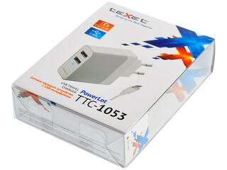 Сетевое зарядное устройство teXet TTC-1053