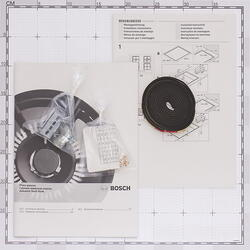 Газовая варочная поверхность Bosch PPP 616B81E