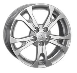 Автомобильный диск литой Replay MI55 6,5x17 5/114,3 ET 46 DIA 67,1 Sil