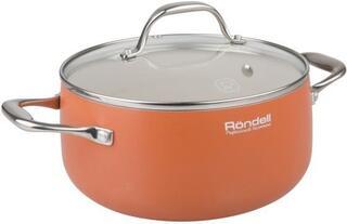 Кастрюля Rondell Terrakotte RDA-529 оранжевый