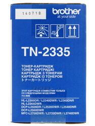 Картридж лазерный Brother TN-2335