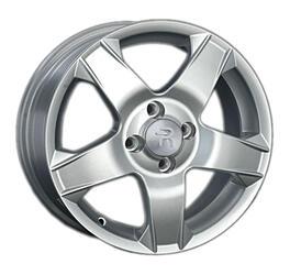 Автомобильный диск литой Replay KI105 6x15 4/100 ET 48 DIA 54,1 Sil