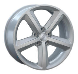 Автомобильный диск литой Replay A55 7,5x17 5/112 ET 45 DIA 57,1 Sil