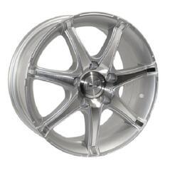 Автомобильный диск Литой LS 104 6,5x15 4/100 ET 42 DIA 73,1 SF