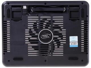 Подставка для ноутбука DEEPCOOL N19 черный