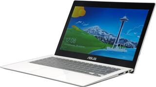 "Ноутбук Asus UX301LA-C4059H Core i5-4200/8Gb/2x128Gb SSD/UMA/13.3""/FHD/Touch/1366x768/Win 8/white/BT4.0/6c/WiFi/Cam"