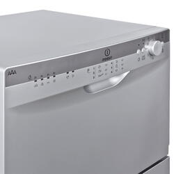 Посудомоечная машина Indesit ICD 661 S EU серебристый