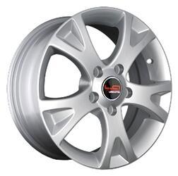 Автомобильный диск Литой LegeArtis SK5 6x15 5/100 ET 38 DIA 57,1 Sil