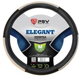 Оплетка на руль PSV ELEGANT черный