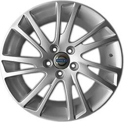 Автомобильный диск литой Replay V23 7,5x17 5/108 ET 55 DIA 63,3 Sil