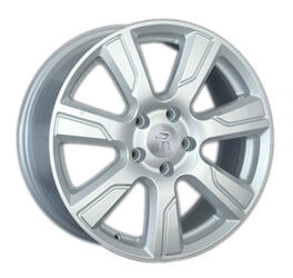 Автомобильный диск литой Replay LR38 8x19 5/120 ET 58 DIA 72,6 Sil