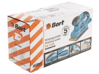 Виброшлифмашина BORT BS-150N