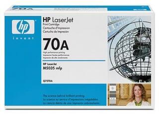 Картридж лазерный HP 70A (Q7570A)
