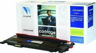 Картридж лазерный NV Print CLT-M407S